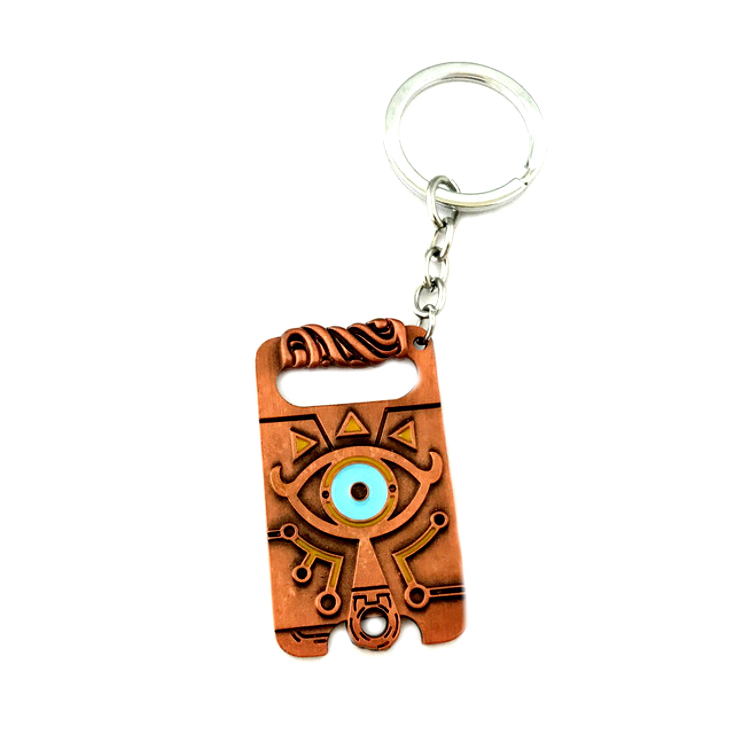 The Legend of Zelda Keychain Key Ring Video Games PC Console Gaming Movies Comics Auto/Boat House Keys