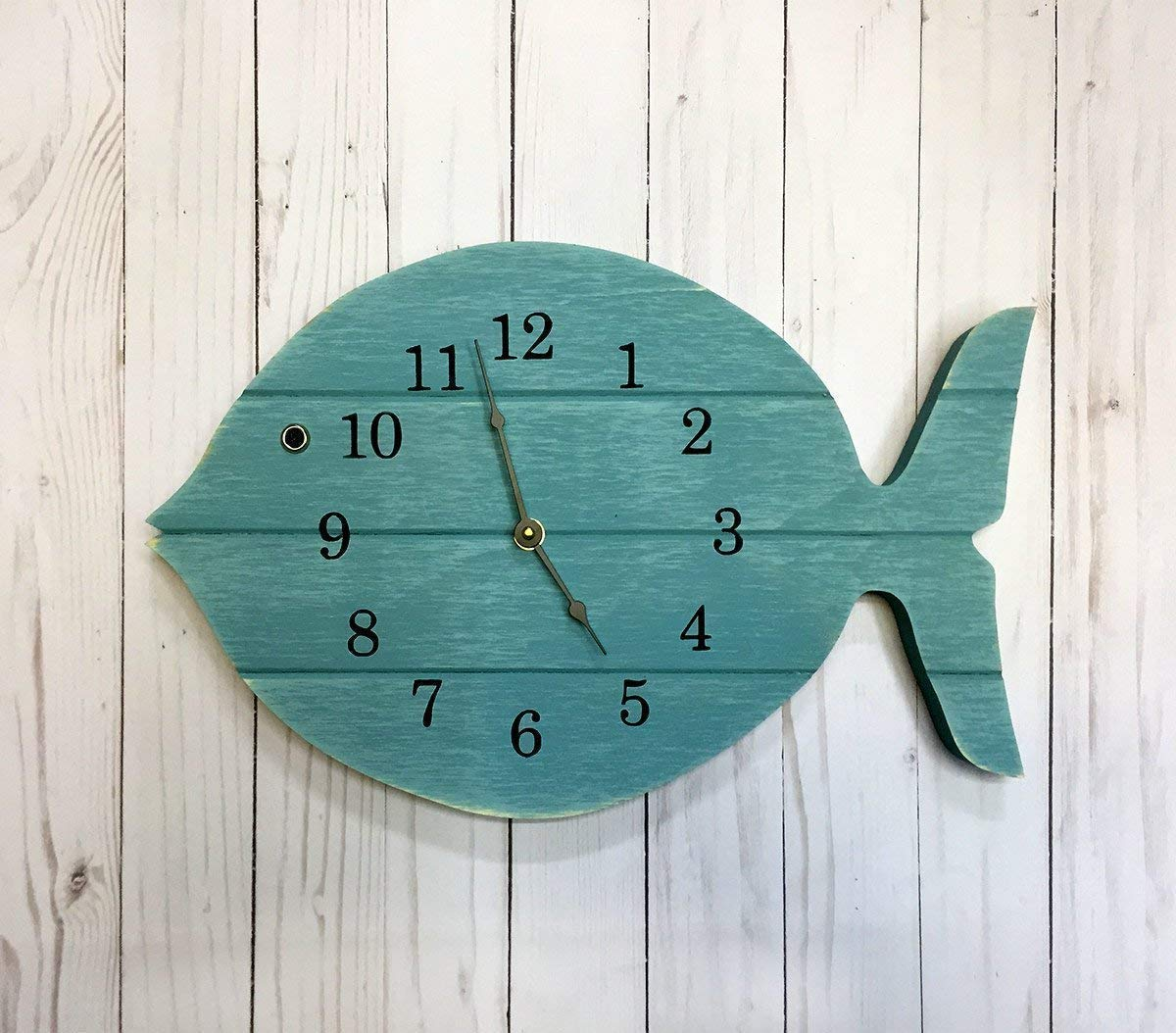 Gone fishing wood hanging sign rustic home decore cottage gift