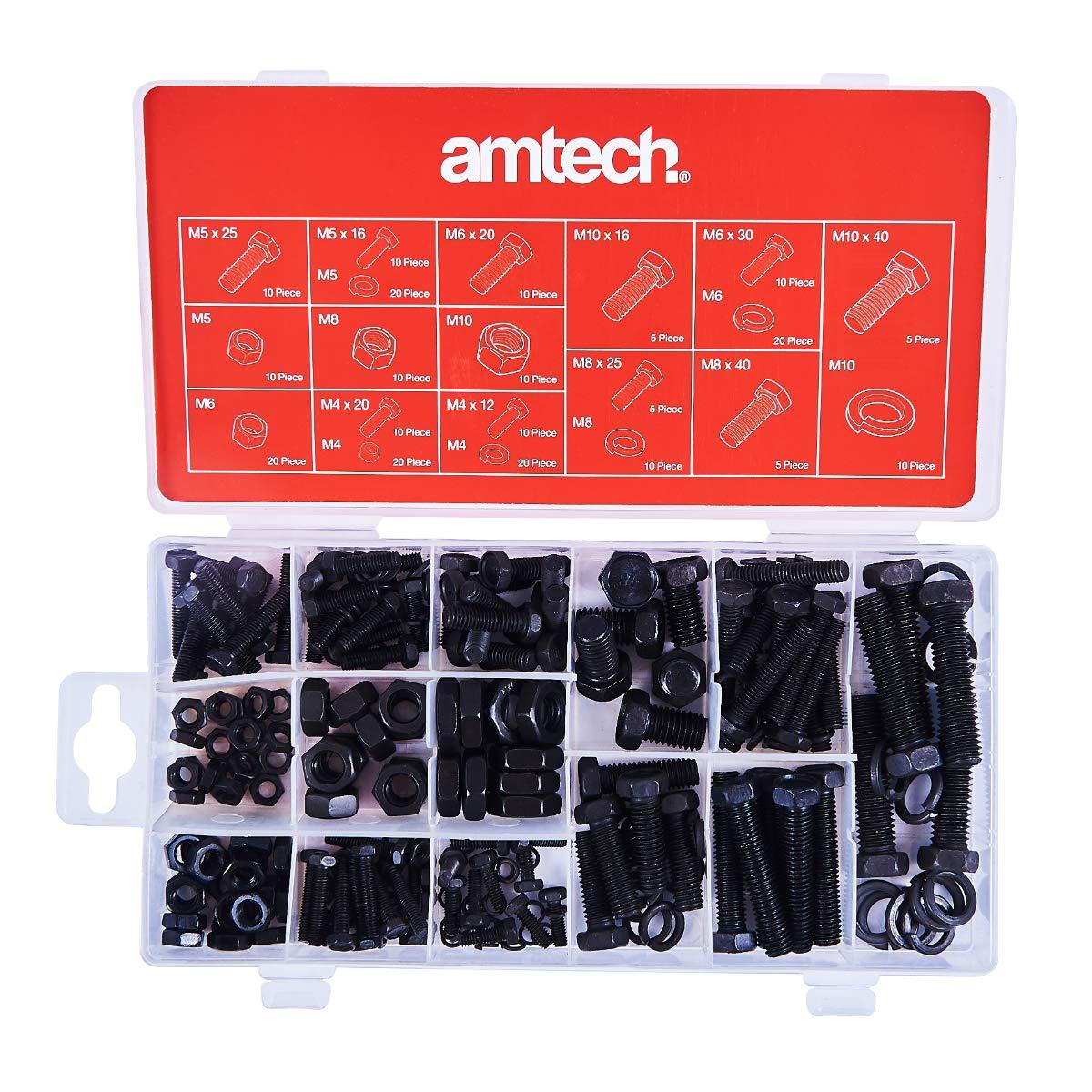 S6210 Am-Tech 150 piezas Surtido de primavera