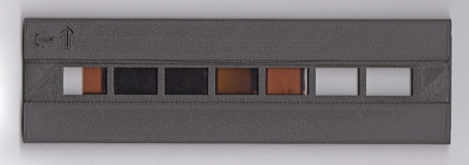 Negative Solutions Film Holders 110 Adapter Compatible w/ION, JUMBL, Wolverine, Digitnow! scanners