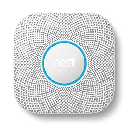 Nido s3000bwes Nest Protect - 2 nd Gen humo y monóxido de ...