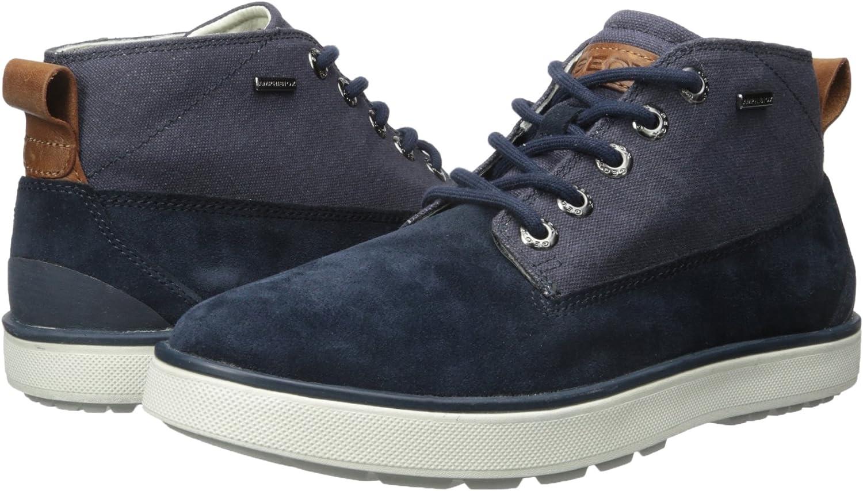 Cava martes Guinness  Amazon.com | Geox Men's U Mattias B ABX 14 Boot | Boots