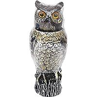 Garden Now Bobbling Owl Deterrent, Brown