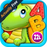 Preschool ABC Alphabet Aquarium School A to Z Vol.1. Puzzle Learning Basic Skills Games with Animated Letters and Animals:  Educational Endless Learn to Read Toy  for Baby & Toddler Explorers by Abby Monkey® Kids Learning Clubhouse offers
