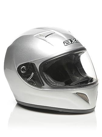 Axo Casco de Moto Corsa Fibra Gris XXL (63-64 cm)