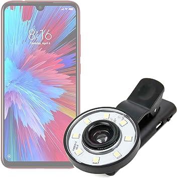 DURAGADGET Flash Selfie para Smartphone Xiaomi Redmi Note 7 Pro ...