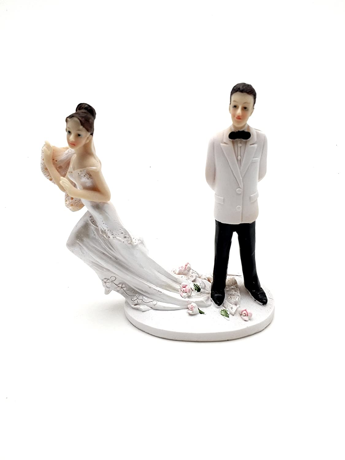 Strange Bride And Groom Cake Top Funny Couple Running Bride Download Free Architecture Designs Scobabritishbridgeorg