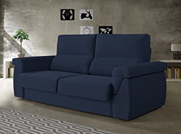 Sofá de 2 plazas Modelo Caki Serie Freedom: Amazon.es: Hogar