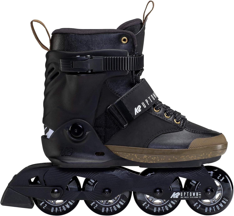Black/_Gold 13 K2 Skate Uptown