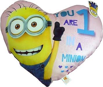 Regalo de San Valentín Minions (Uno en minion): Amazon.es: Juguetes y juegos