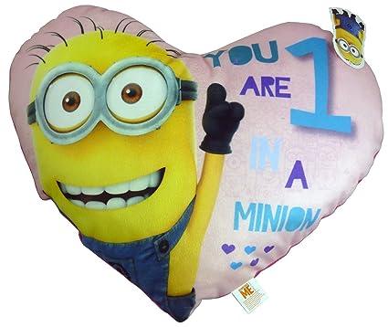 Regalo de San Valentín Minions (Uno en minion): Amazon.es ...