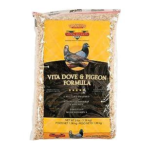 Sun Seed Company Bss01082 Vita Dove And Pigeon Diets Food, 25-Pound