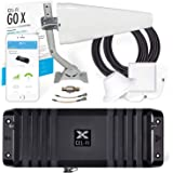 Cel-Fi GO X | The Only 100 dB Single-Carrier Cell Phone Signal Booster for Homes & Offices | Verizon, AT&T, Or T-Mobile…