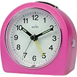 Acctim 13530 Freja Alarm Clock, Pink