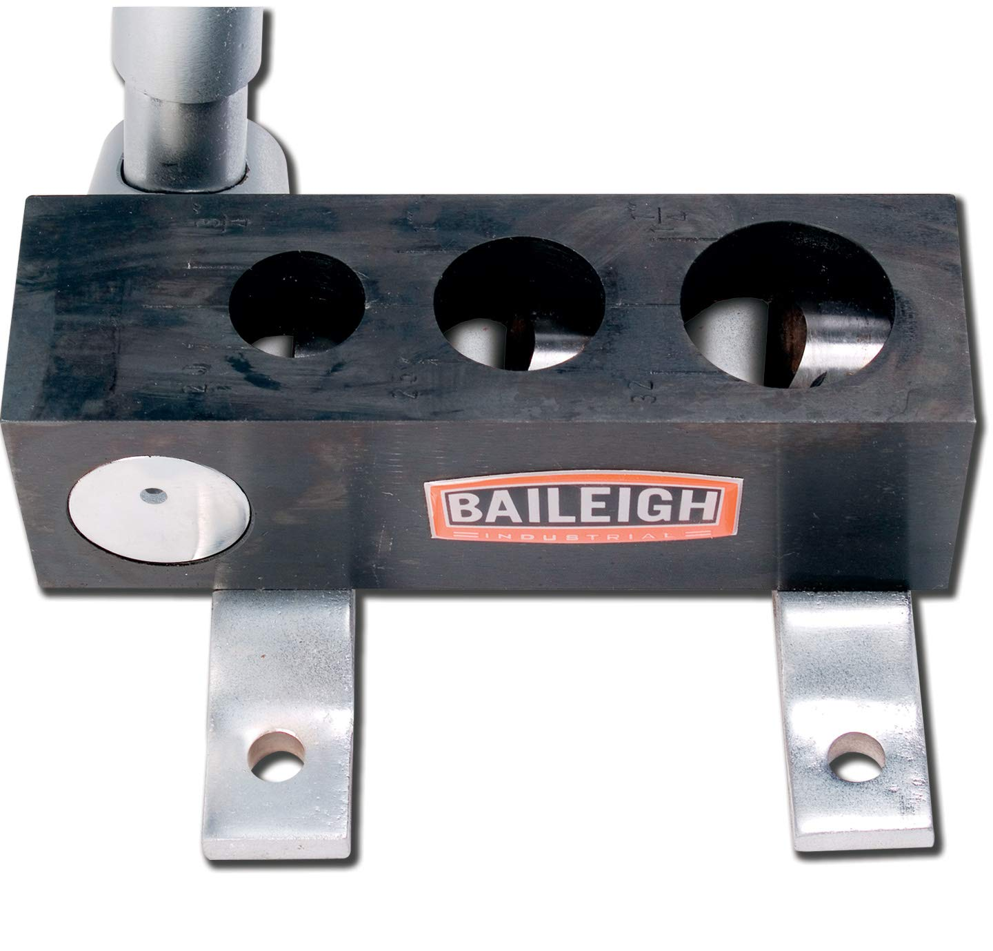 Baileigh TN-125M Manual Pipe Notcher for 3//4 and 1-1//4 Pipe
