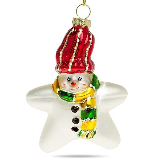 Sikora Bs379 Glas Figur Christbaumschmuck Weihnachtsbaum Anhanger