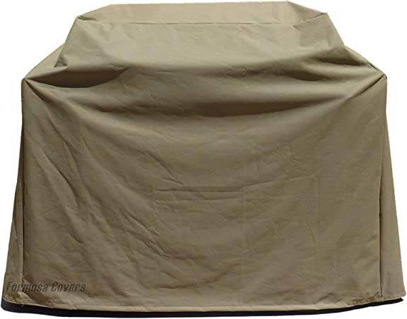 """Built-In BBQ grill cover up to 36/"""" Taupe color"""