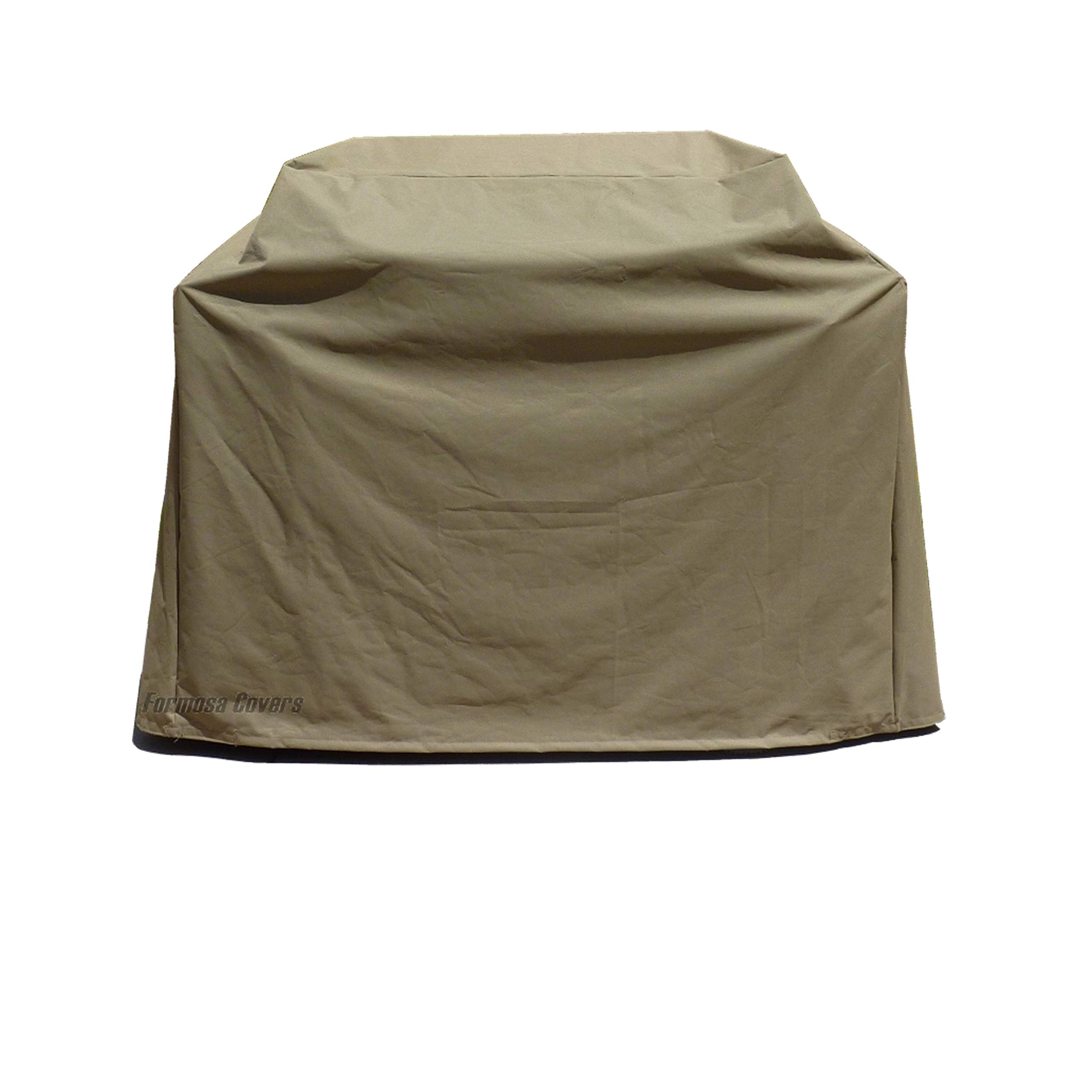 Formosa Covers Premium Tight Weave Heavy Gauge BBQ Grill Cover up to 84'' Long by Formosa Covers