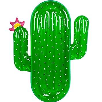 Rainbow Fox Donuts cactus piña Cisne Pizza Flota Nadar Piscina Inflable flotador Verano Al aire libre playa fiesta juguete (cactus): Amazon.es: Juguetes y ...