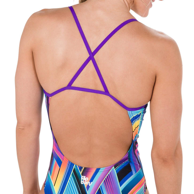 Costume da Bagno Donna Speedo Single Crossback