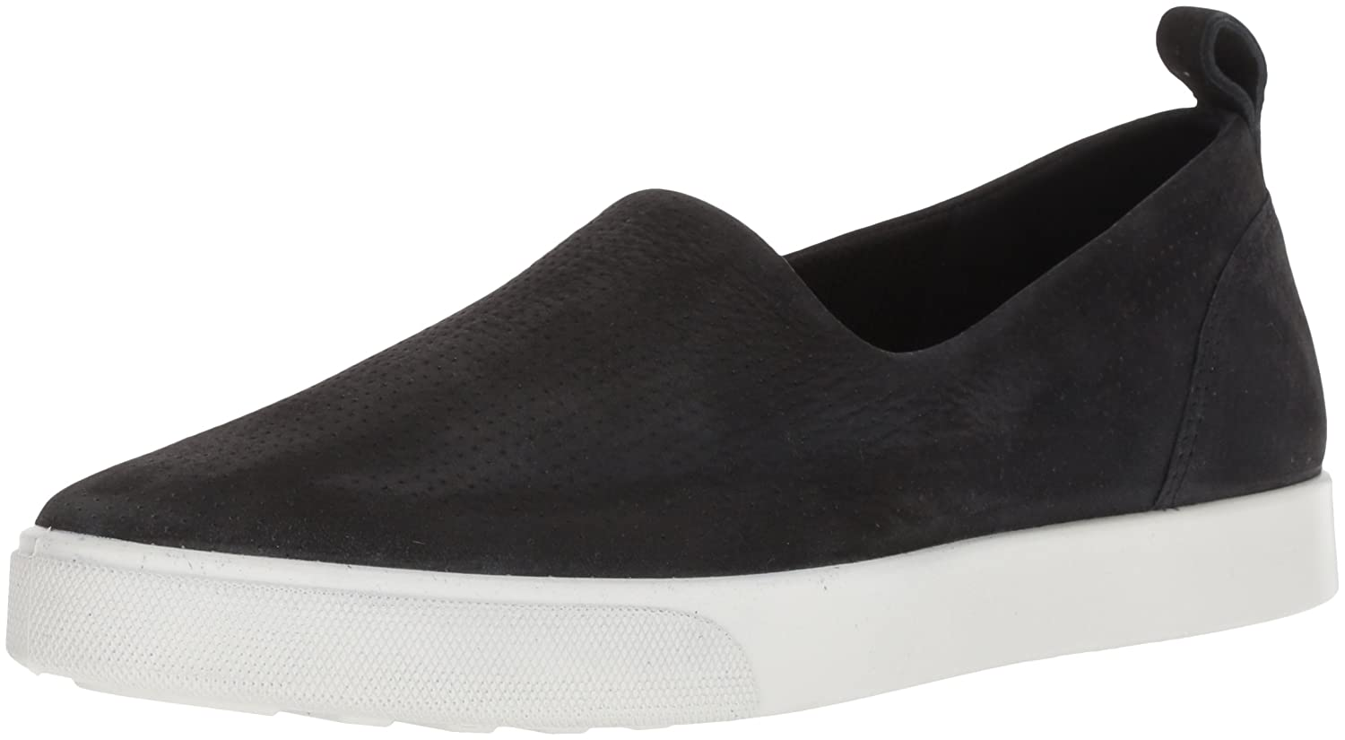 ECCO Women's Gillian Casual Slip on Sneaker B077539YKK 37 M EU (6-6.5 US)|Black