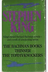 The Bachman Books / Thinner / The Tommyknockers Paperback