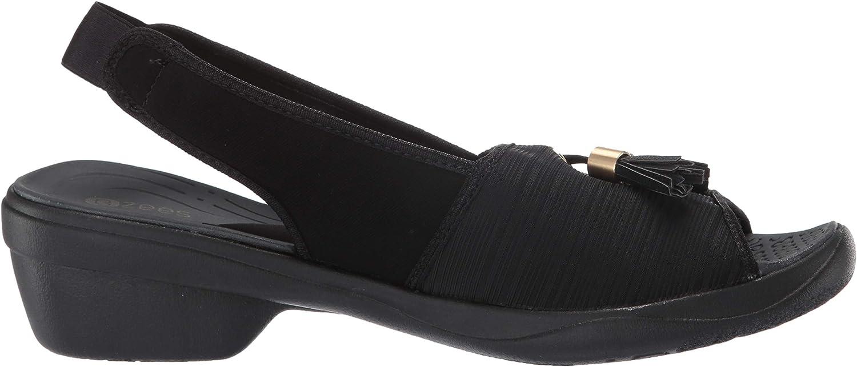 Details about  /BZees Women/'s Mirage Heeled Sandal
