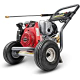 Karcher G3000OH Gas Power Pressure Washer, Honda Engine GC190 Performance Series, 3000 PSI, 2.5 GPM