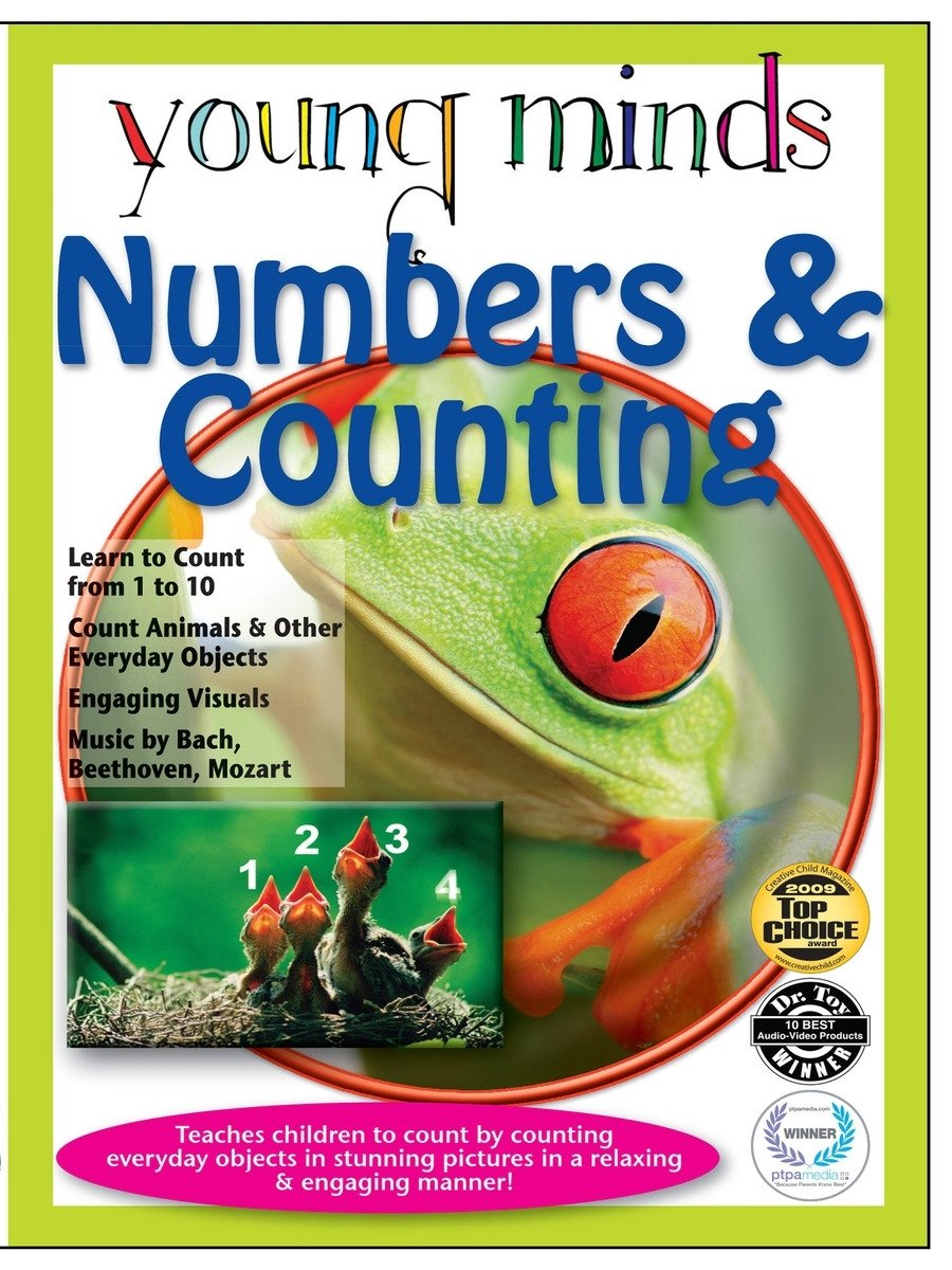 Young Minds: Numbers and Counting by