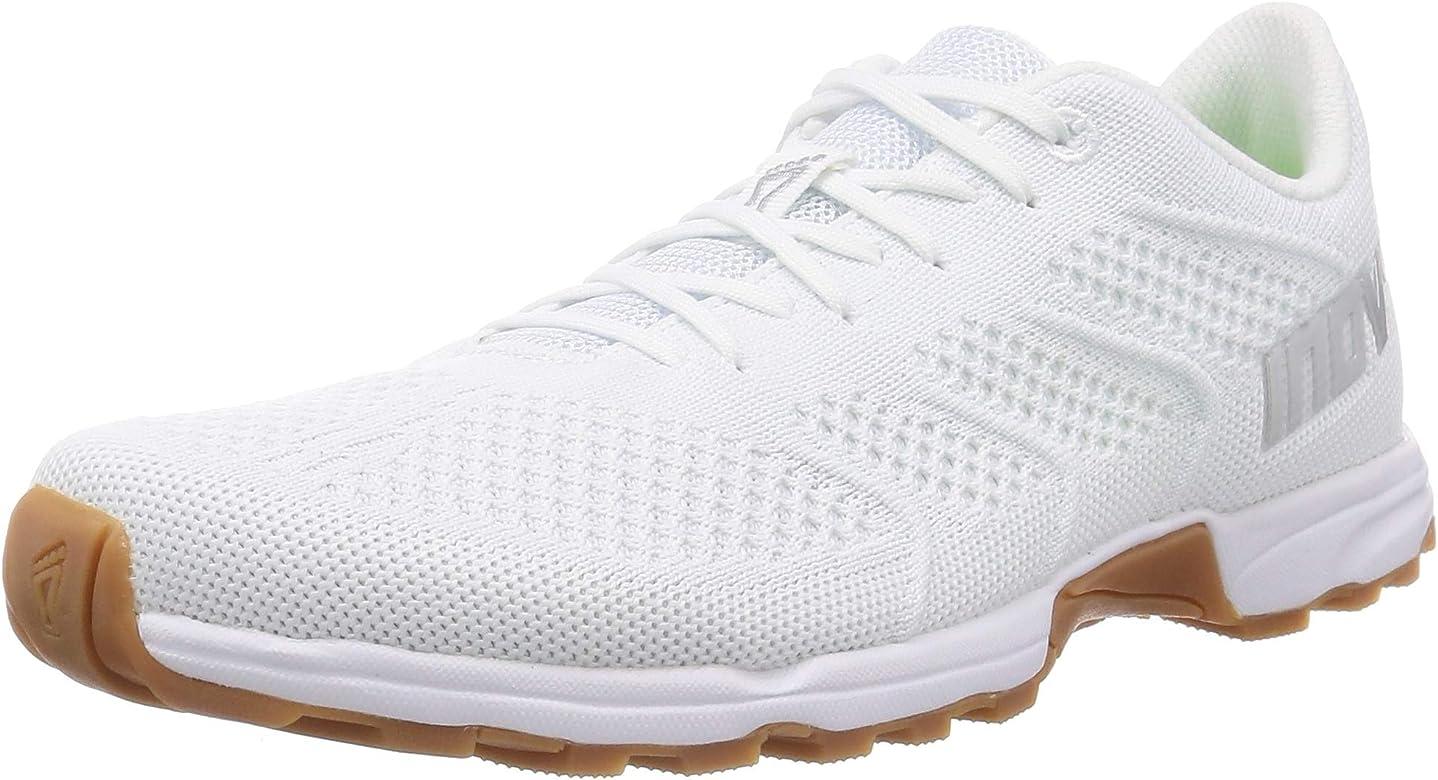 Inov-8 F-Lite 245 - Zapatillas de entrenamiento para hombre, ligeras y cómodas, Blanco (blanco/Gum), 41 EU: Amazon.es: Zapatos y complementos