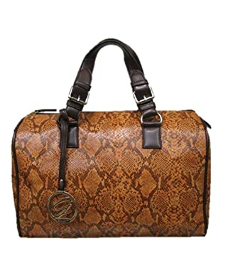 2fe404a3dab99b Image Unavailable. Image not available for. Color: Galian Handbags Python Designer  Inspired Michael Kors ...