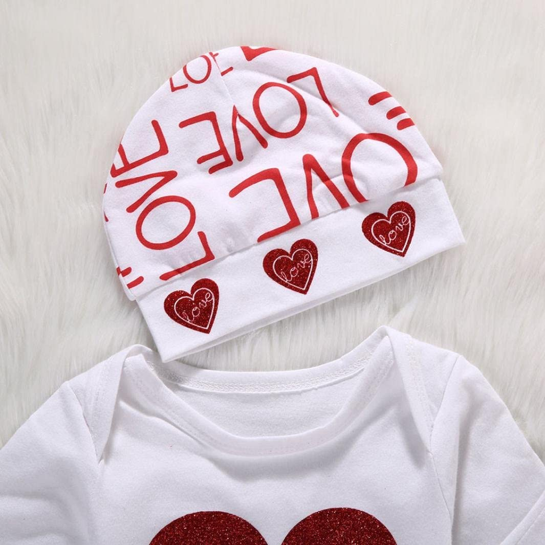 Iuhan 1Set Fashion Baby Sweatshirt Tops+Long Pants Outfits Clothes