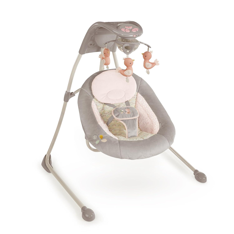 Ingenuity Inlighten Cradling Swing, Piper Kids II 60386