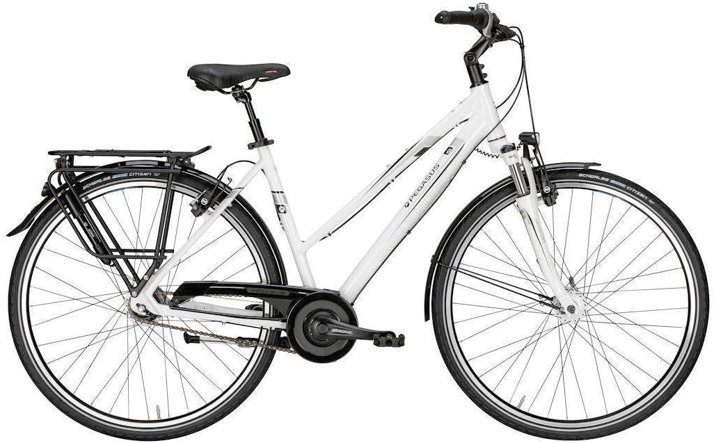 Pegasus Premio SL M Mujer bicicleta trekking 28 pulgadas 8 ...
