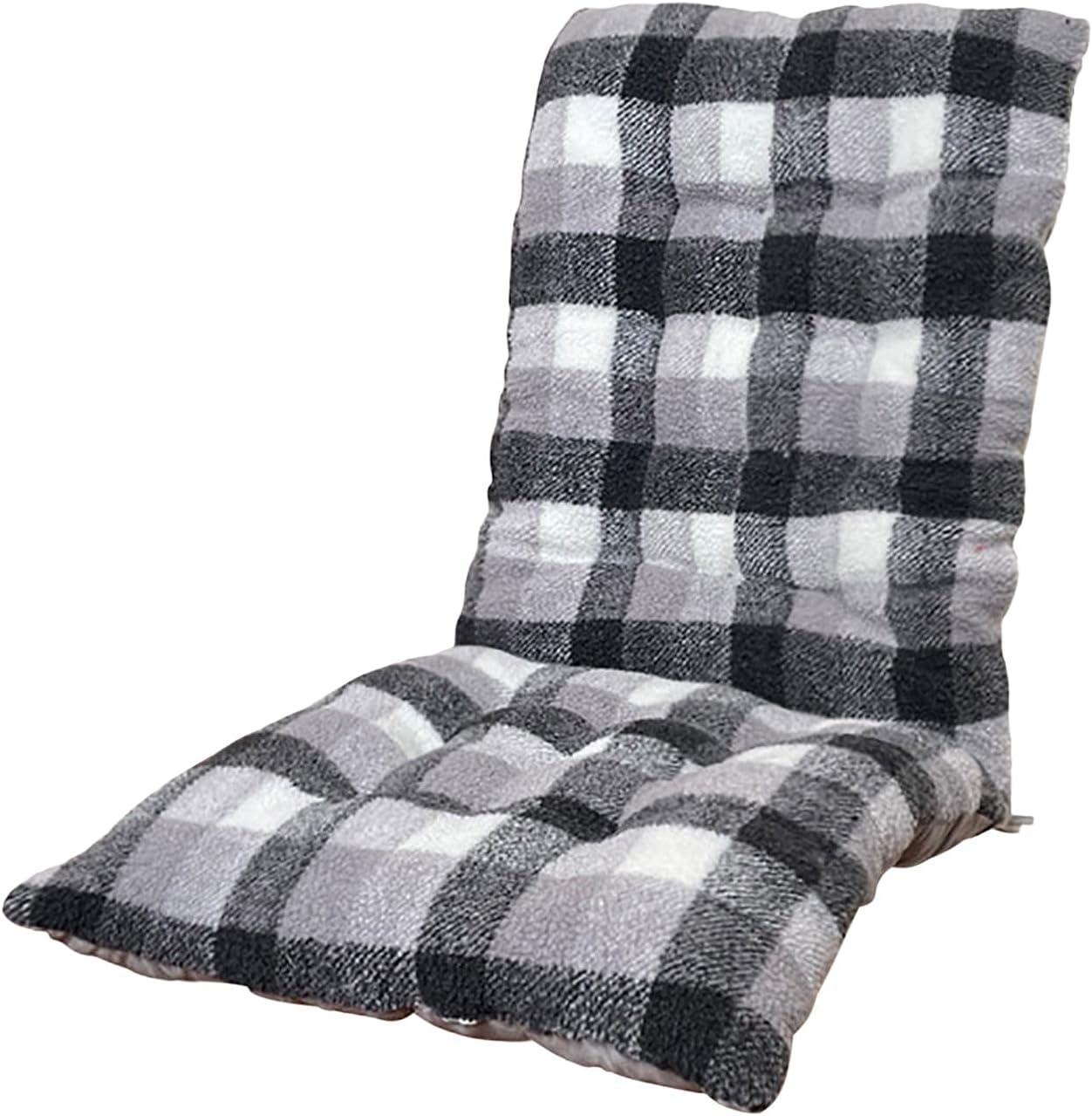 Cojín de tumbona, cojines de silla relax, cojín para silla de jardín, para silla, cojín exterior para jardín, flair sofá, cojín – 48 x 48 x 62 cm (sólo