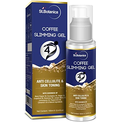 Buy stbotanica 4d coffee slimming body gel for stomach hips thighs stbotanica 4d coffee slimming body gel for stomach hips thighs body anti cellulite fandeluxe