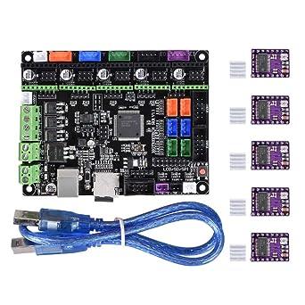 PoPprint SKR V1.1 - Placa de control de 32 bits para impresora 3D ...