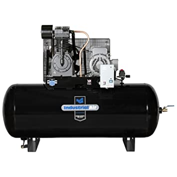 Amazon.com: Industrial Air IH7519975 7.5 HP Two Stage Air Compressor, 80 gallon: Home Improvement