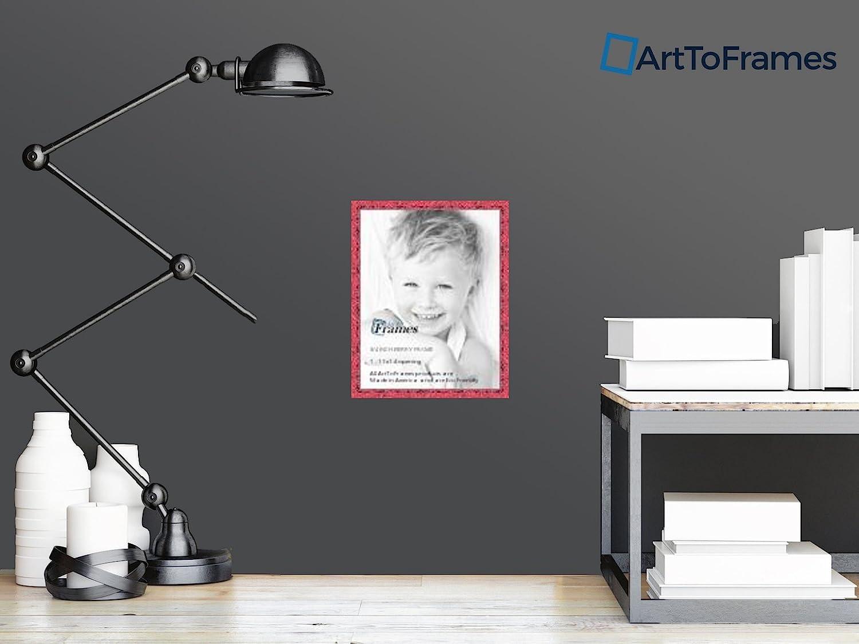 Amazon.de: ArtToFrames 27, 9 x 35, 6 cm Berry Rustikal Barnwood Holz ...