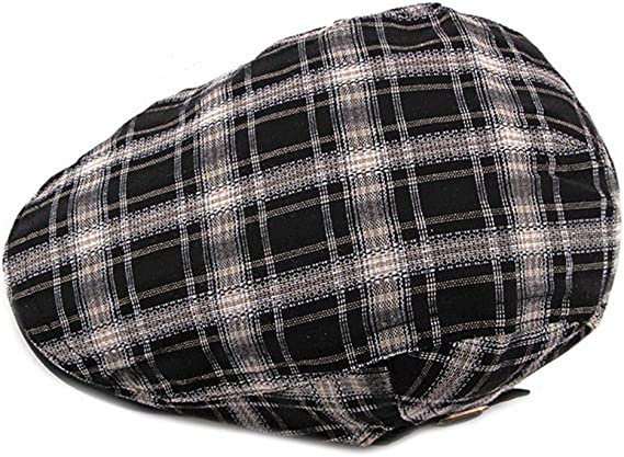 GESDY Unisex Newsboy Caps Summer Outdoor Sun Protection Beret Hat Flat Ivy Gatsby Hat