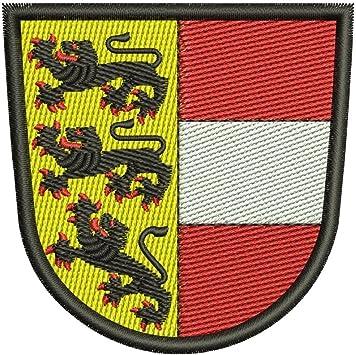 Aufnäher Patches Bundesländer Österreich Kärnten