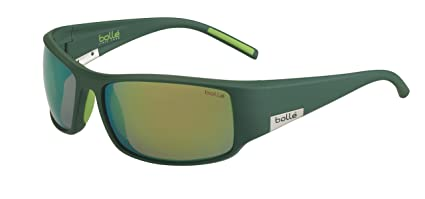 b8ccddf32db Image Unavailable. Image not available for. Color  Bolle King Polarized Brown  Emerald Oleo AF