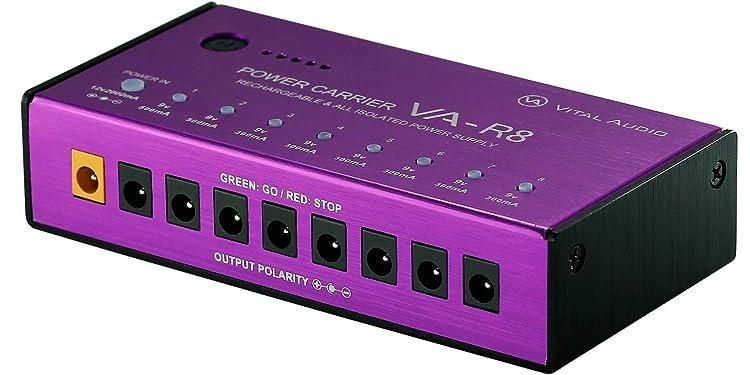 Vital Audio POWER CARRIER VA-R8