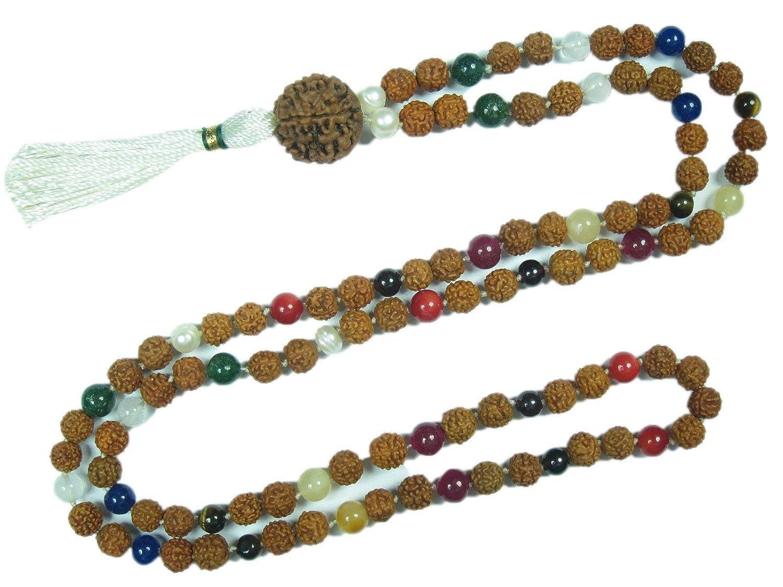 Amazon.com: Mogul Yoga Nine Planets Navrgraha Chakra Japa ...