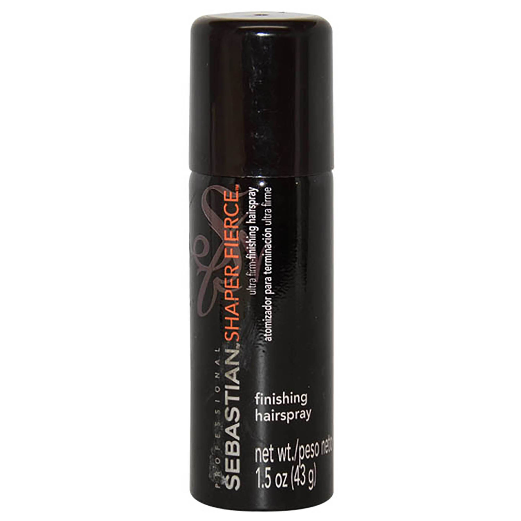Sebastian Professional Shaper Fierce Hair Spray, 1.5 Ounce
