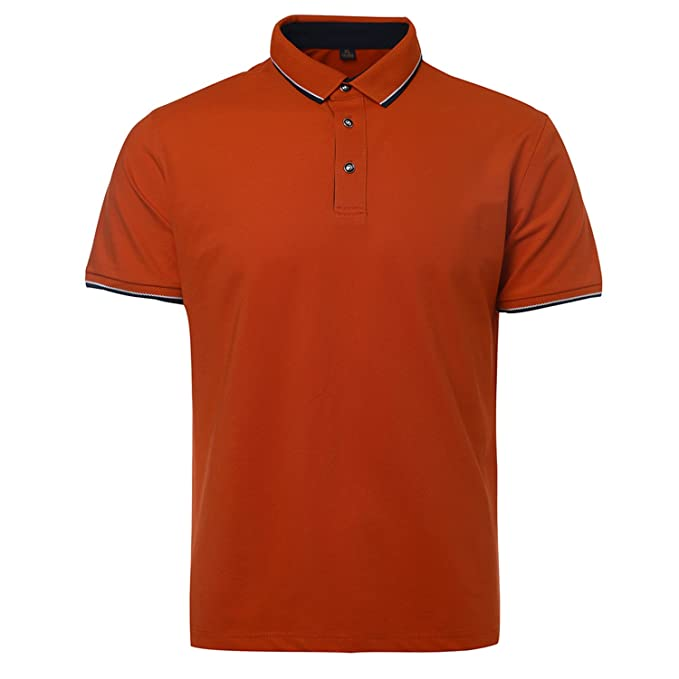 Carolyn Jones New Polo Shirt Men Fashion Slim Solid Collar Shirts Casual Camisetas Masculinas Camisa Polo
