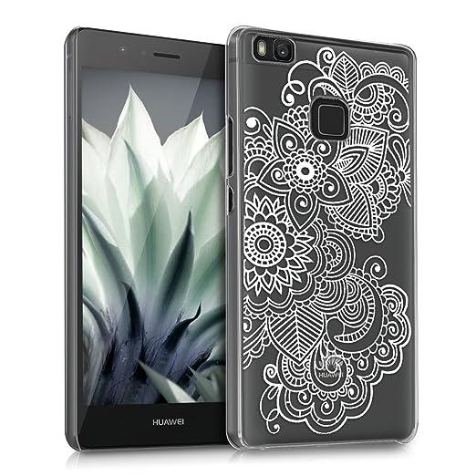 15 opinioni per kwmobile Cover per Huawei P9 Lite- Custodia trasparente per cellulare- Back