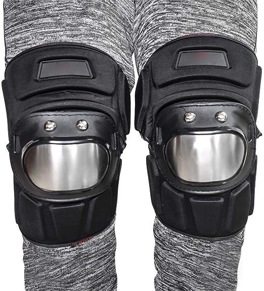 Soporte para rodilleras Rodilla protector de la motocicleta de la ...