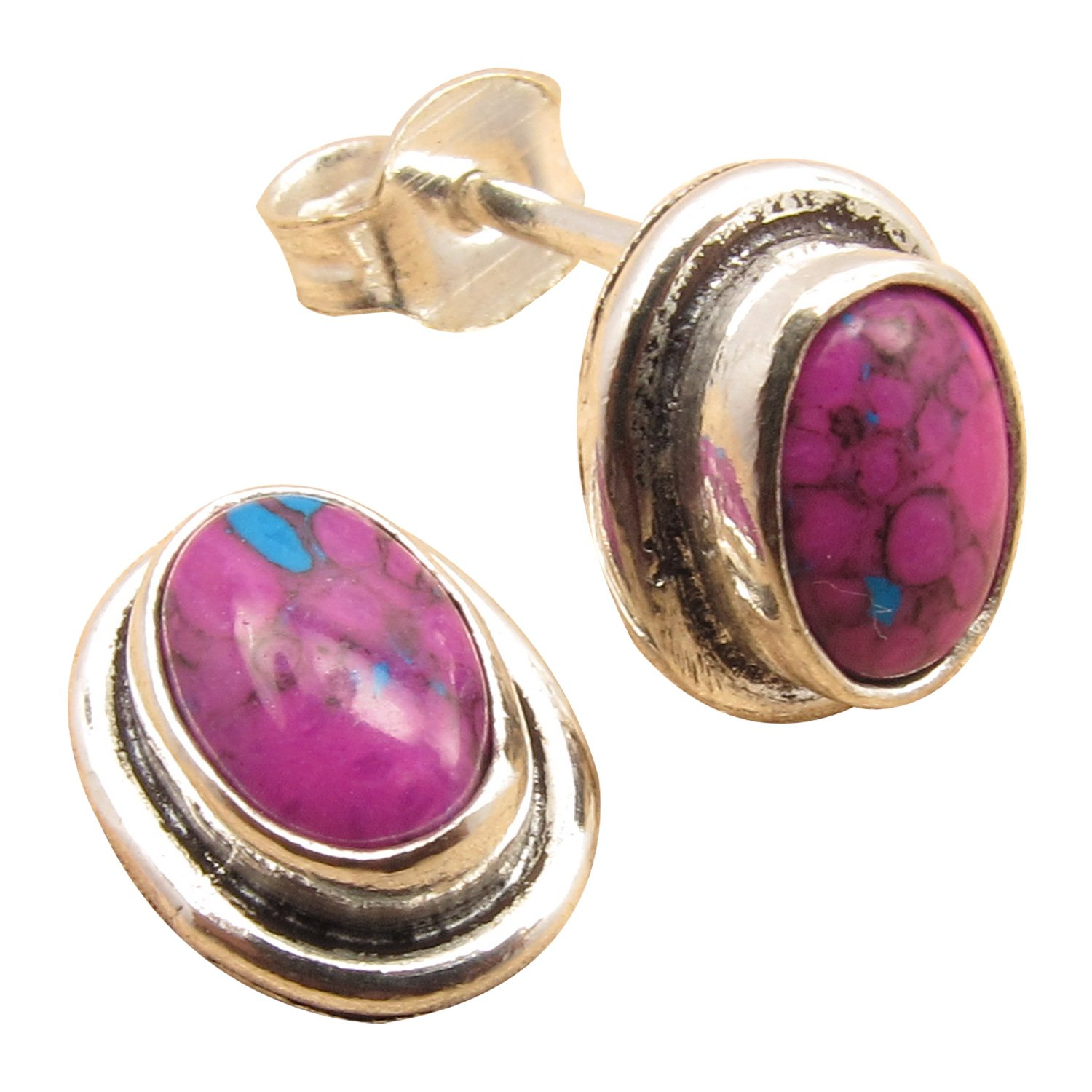 8de3fc5d96a2f Bestseller Deco Stud ! 925 Sterling Silver Plated Online Fashion Jewelry  Store ! Authentic Stone