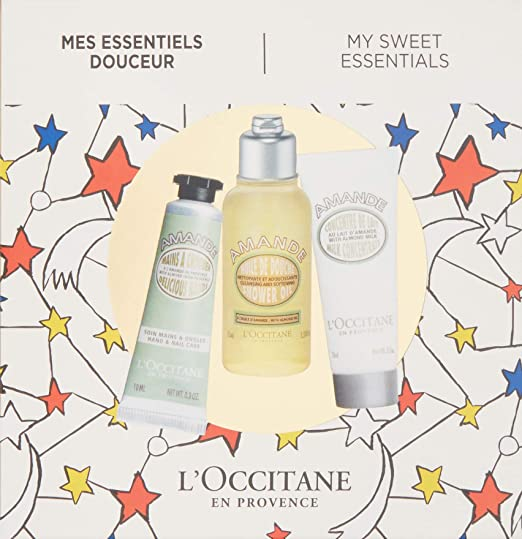 Amazon.com : LOccitane Holiday Ornament Gift Set, Cherry Blossom : Beauty